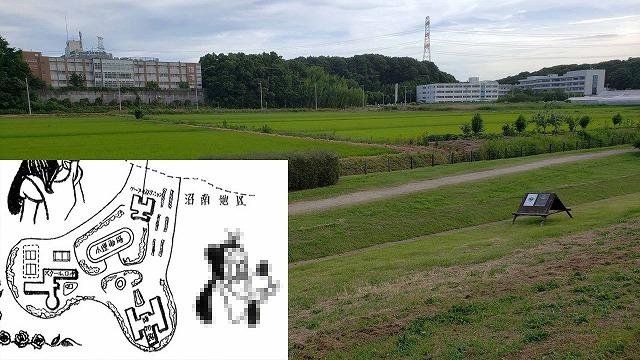 そのほか、運動場やロッジ、博物館らがこのあたりにできる計画だった