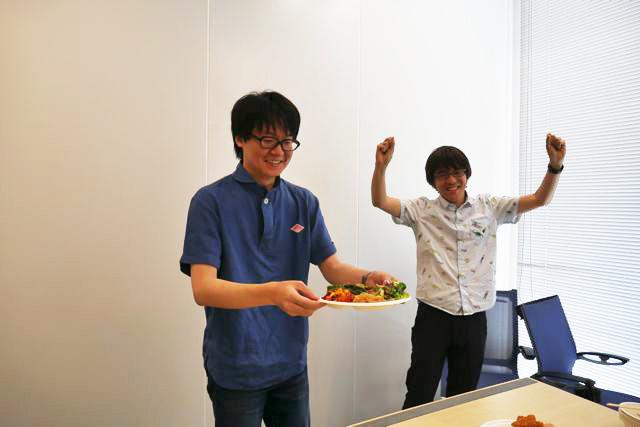 藤原さんが優勝に選んだのは石川さんの「東南アジアっぽい」ワンプレートだった。