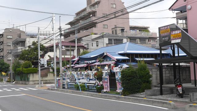埼玉?え?(海なし県・埼玉に自称「海の家」があった!)