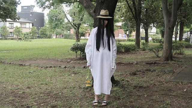 夏を楽しむ系幽霊です