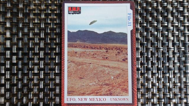 メキシコで撮影されたUFOの写真。