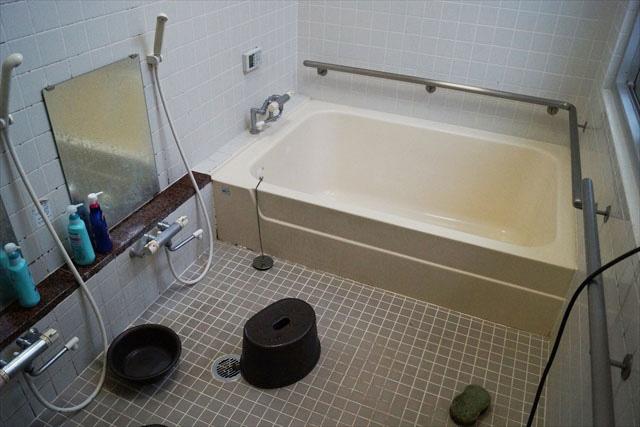 浴場まで!