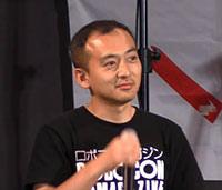 審査員:矢野友規さん(ロボコンマガジン 編集長</a>)