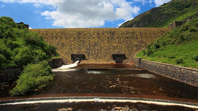 何度目だろう、ダムは大きさだけじゃない、と気づいたのは