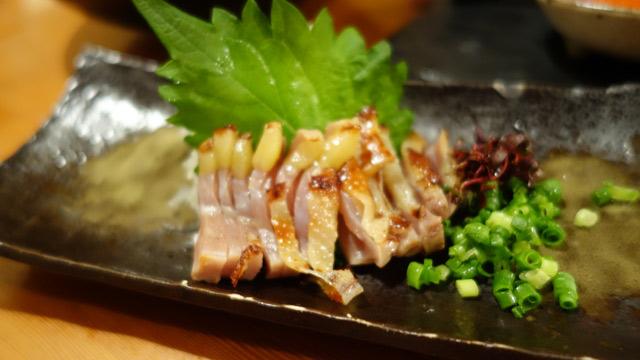 本来は鯖などで作る塩、ぬかに漬けた郷土料理だ