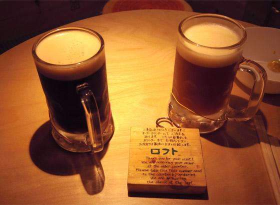 大切に作られていることがわかるクラフトビール