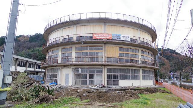 2016年の円形校舎