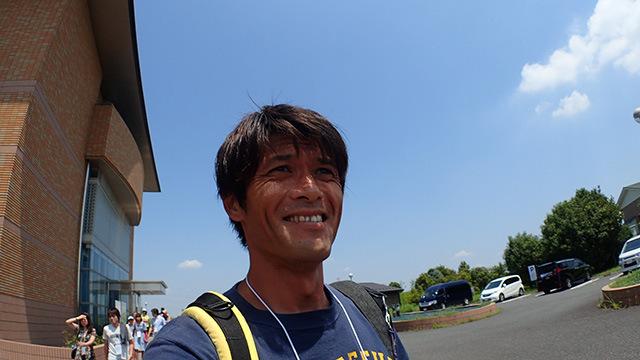 この日もばっちり40度近くありました。埼玉!