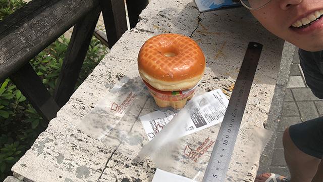 たとえばミスタードーナツのハニーディップはビッグプッチンプリンのダジャレである
