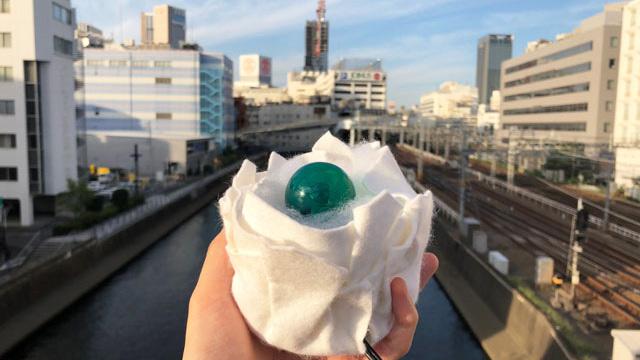 ご覧、ここが横濱だよ