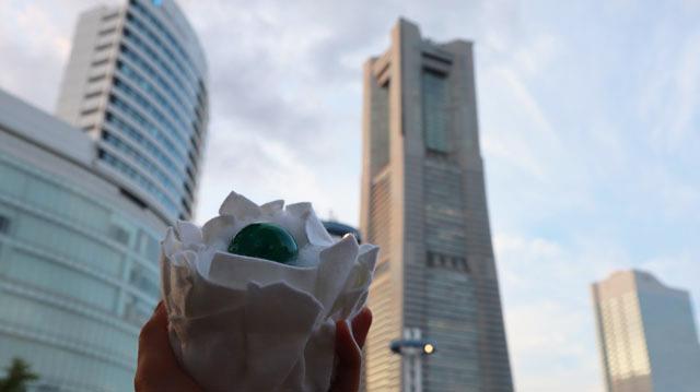 横浜から桜木町へ