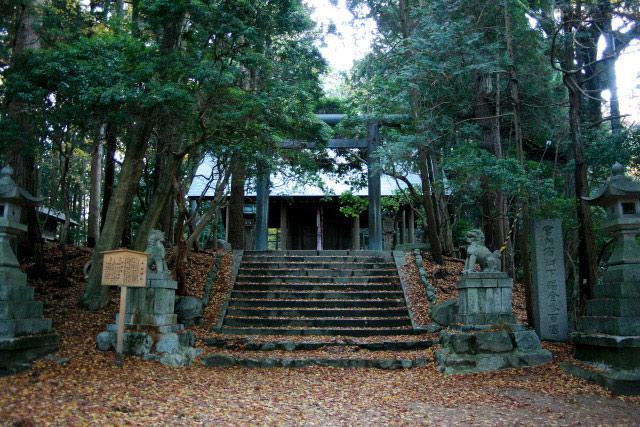 転職面接のついでに大阪府南部の山中にある「千早城」を訪問したりもした