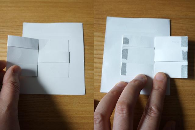 左右両開きの冷蔵庫カードも作れるな。