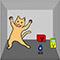 「シュレディンガーの猫」カードを作った