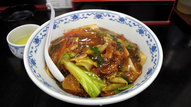 冷やしスタミナ麺知ってる?(水戸の冷やしスタミナ麺を食べる旅)