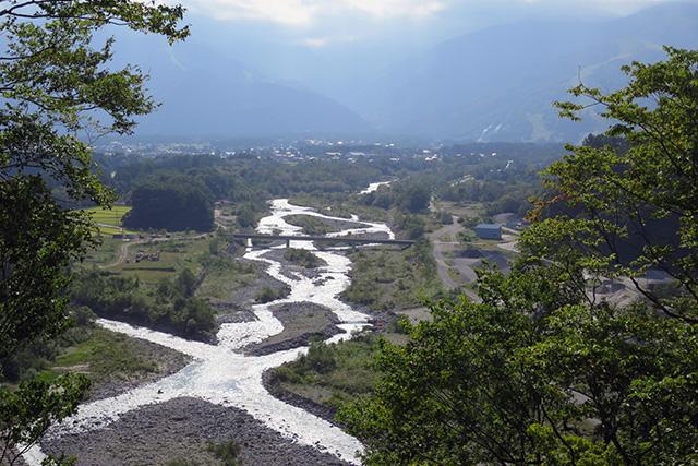 良くも悪くもこの川がこの地域を握ってるんだよなあ…