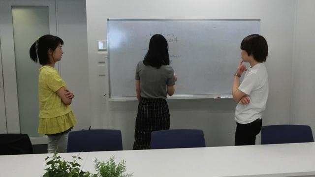 会議テーマ「秋にまつわるまとめ記事」。