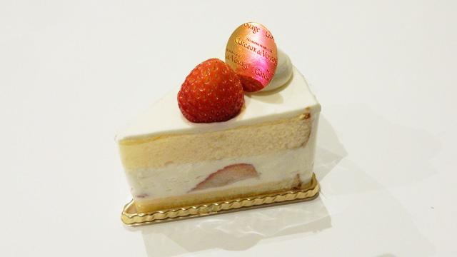 これぞショートケーキ(写真はこちらの記事</a>より)