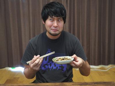 お? やっぱり癖はあるけどいけるな。格段に食べやすくなった。
