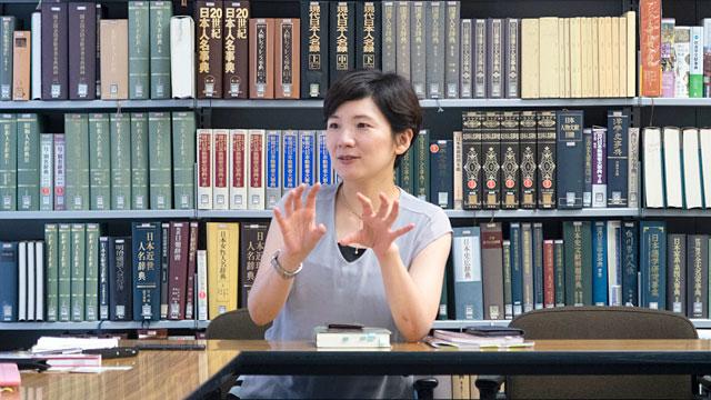 國學院大學研究開発推進機構日本文化研究所・平藤喜久子教授