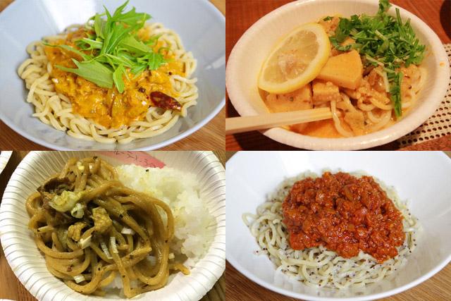 今までに作ってきたカレーラーメンは中華麺にルーを掛けるスタイル。カレーラーメンライスというのも作ったな。