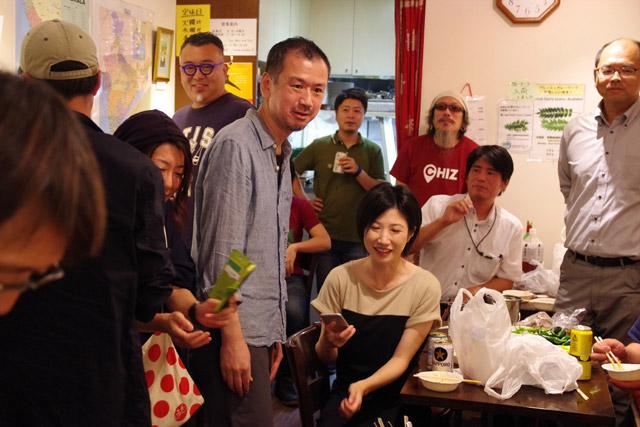 「テンパリングでテンパって焦がしました!」と辻村さん。レシピを攻め過ぎてちょっと意味がわからなくなって、今朝までどうしようかなと迷い直していたそうだ。