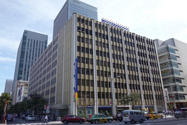 ユニゾ八重洲ビル(旧:常和八重洲ビル) 1967年