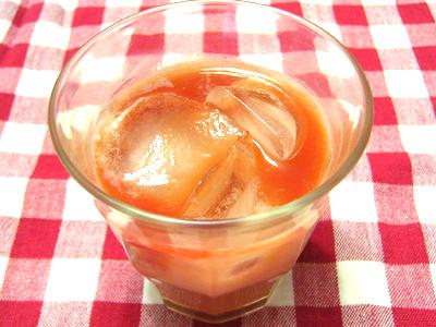 練乳トマト酎